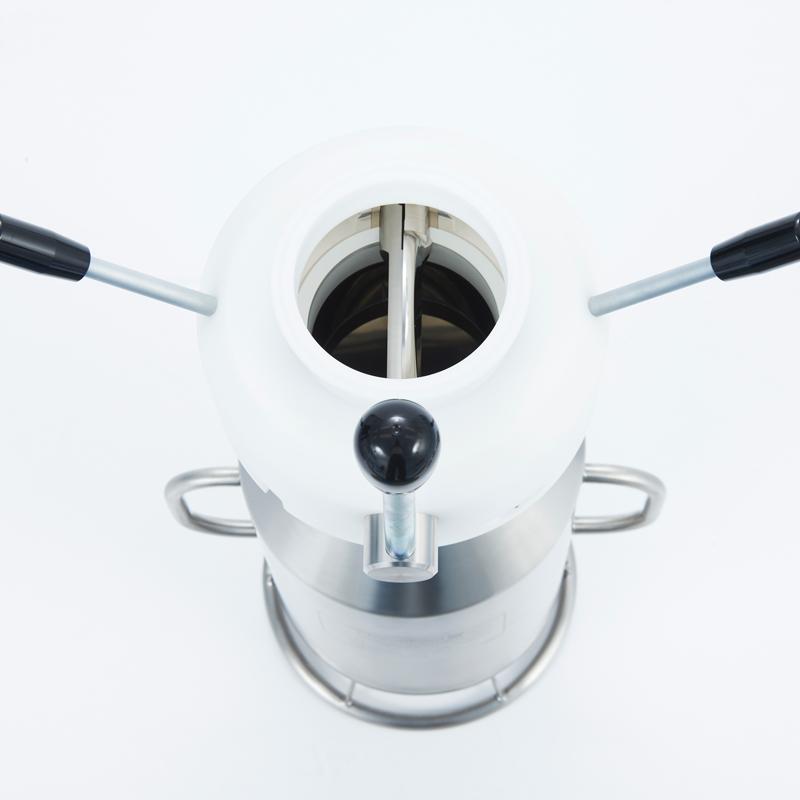 Product Dispositivo di apertura della semivalvola passiva